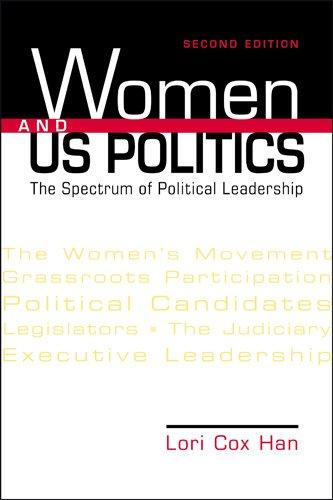 9781588267351: Women & U.S. Politics: The Spectrum of Political Leadership