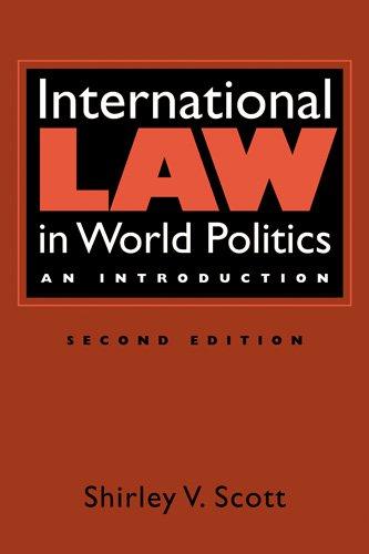 9781588267450: International Law in World Politics: An Introduction
