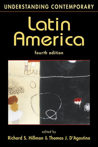 9781588267917: Understanding Contemporary Latin America (Understanding: Introductions to the States and Regions of the Contemporary World)