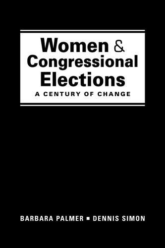 9781588268150: Women and Congressional Elections: A Century of Change (Tower Center Political Studies)