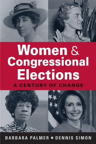 9781588268402: Women and Congressional Elections: A Century of Change (Tower Center Political Studies)