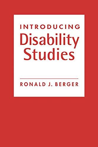 9781588268662: Introducing Disability Studies