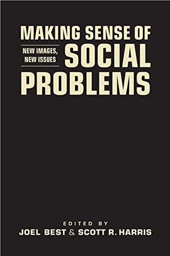 9781588268808: Making Sense of Social Problems: New Images, New Issues (Social Problems, Social Constructions)