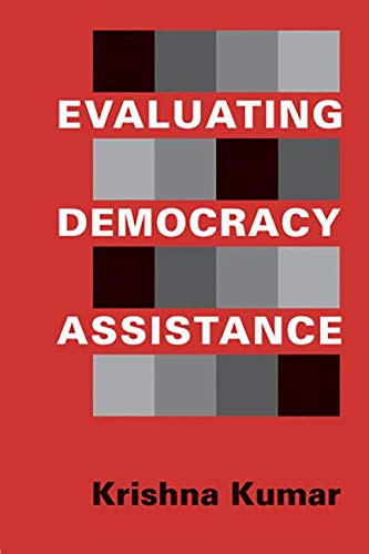 9781588268839: Evaluating Democracy Assistance