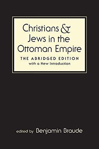 9781588268891: Christians and Jews in the Ottoman Empire