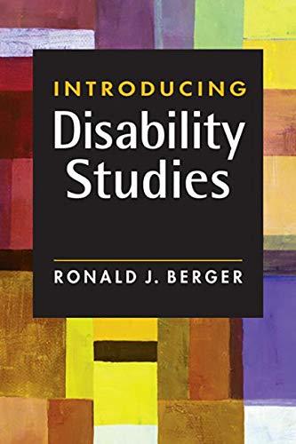 9781588268914: Introducing Disability Studies