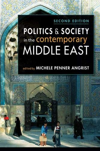9781588269089: Politics and Society in the Contemporary Middle East