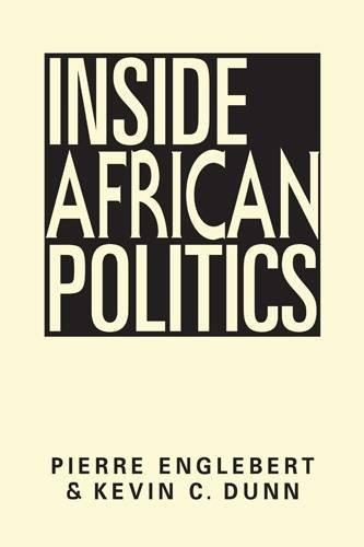 9781588269294: Inside African Politics