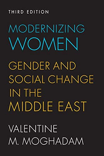 9781588269331: Modernizing Women: Gender and Social Change in the Middle East