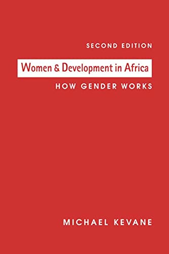 Women and Development in Africa: Kevane, Michael