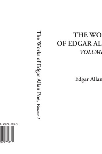 9781588275837: The Works of Edgar Allan Poe, Volume One