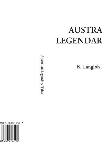 9781588276599: Australian Legendary Tales
