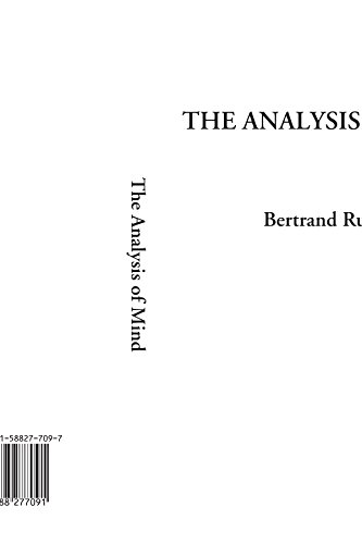 9781588277091: The Analysis of Mind