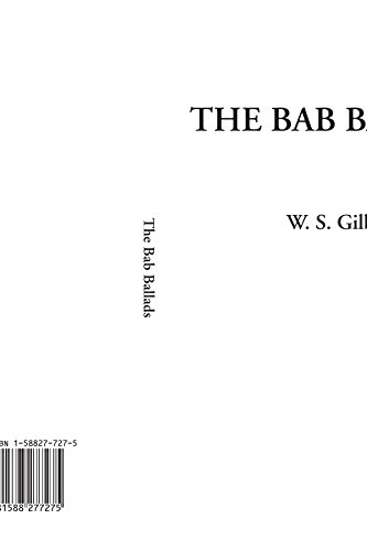 9781588277275: The Bab Ballads