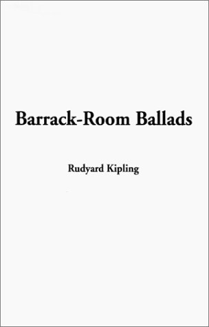 9781588277510: Barrack-Room Ballads