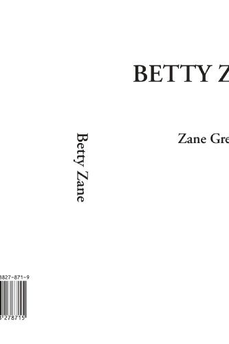 Betty Zane (9781588278715) by Grey, Zane