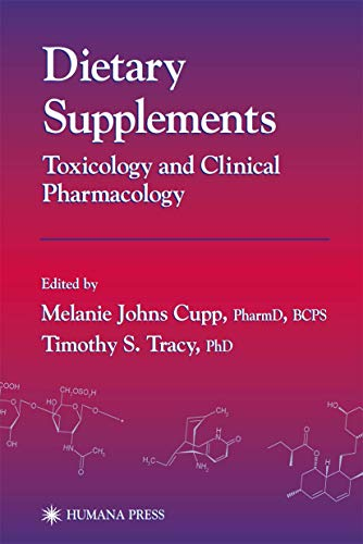 9781588290144: Dietary Supplements: Toxicology and Clinical Pharmacology (Forensic Science and Medicine)