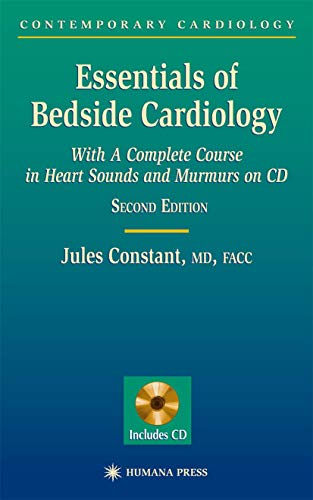 9781588291424: Essentials of Bedside Cardiology (Contemporary Cardiology)