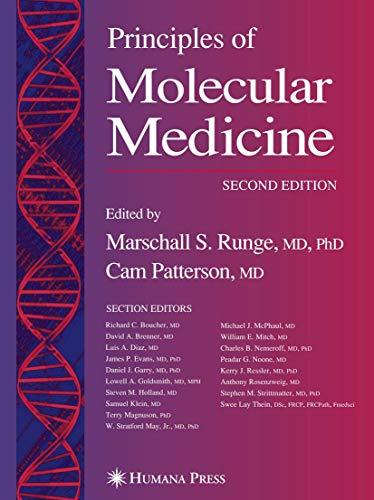9781588292025: Principles of Molecular Medicine