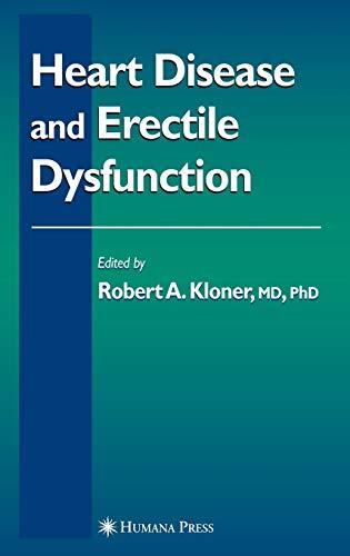 Heart Disease And Erectile Dysfunction (Contemporary Cardiology) (Contemporary Cardiology) (...