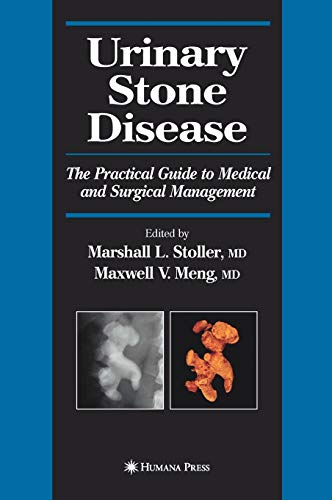 Urinary Stone Disease: Maxwell V. Meng