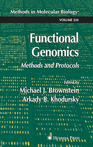 9781588292919: Functional Genomics