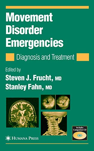 9781588293053: Movement Disorder Emergencies: Diagnosis and Treatment (Current Clinical Neurology)