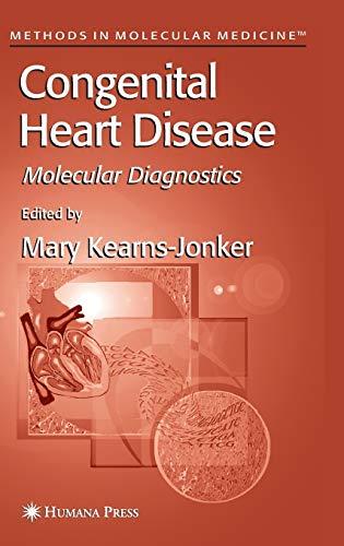 Congenital Heart Disease: Molecular Diagnostics (Methods in