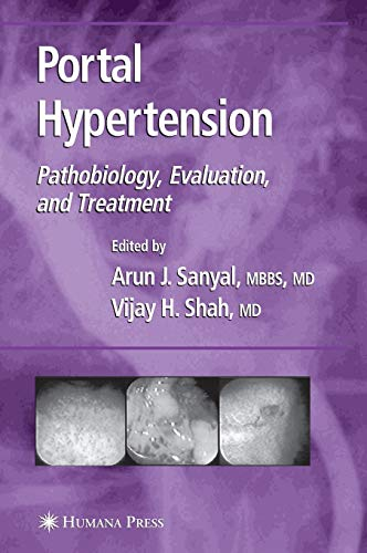 9781588293862: Portal Hypertension: Pathobiology, Evaluation, and Treatment (Clinical Gastroenterology)