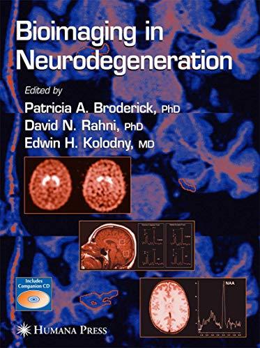 Bioimaging in Neurodegeneration (Mixed media product)