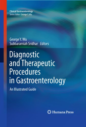 9781588294784: Diagnostic and Therapeutic Procedures in Gastroenterology: An Illustrated Guide (Clinical Gastroenterology)