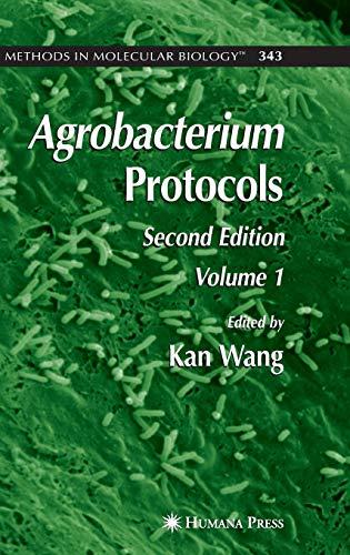 9781588295361: Agrobacterium Protocols: Volume I (Methods in Molecular Biology)