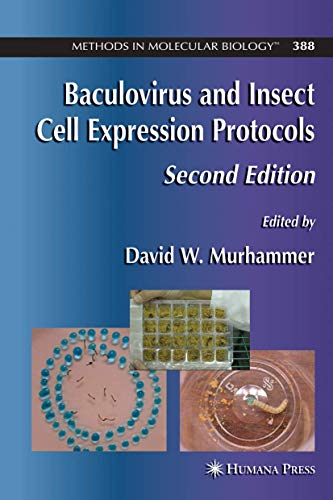 9781588295378: Baculovirus and Insect Cell Expression Protocols (Methods in Molecular Biology)