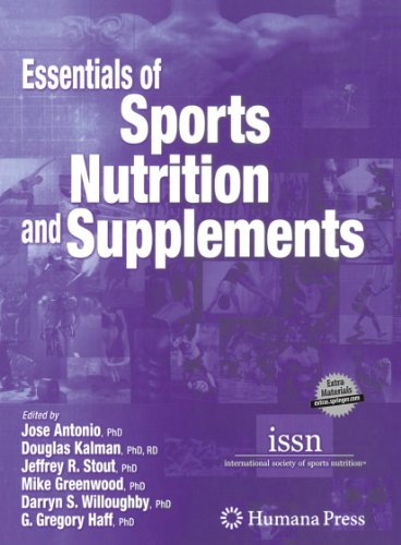 9781588296115: Essentials of Sports Nutrition and Supplements