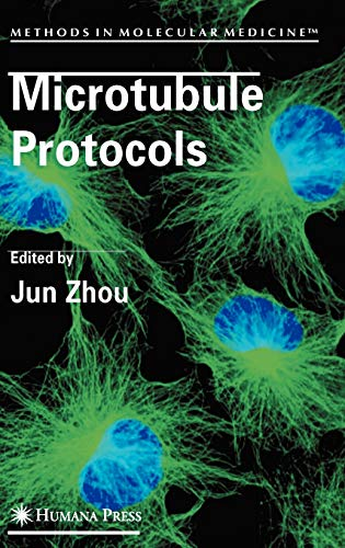 9781588296429: 137: Microtubule Protocols (Methods in Molecular Medicine)