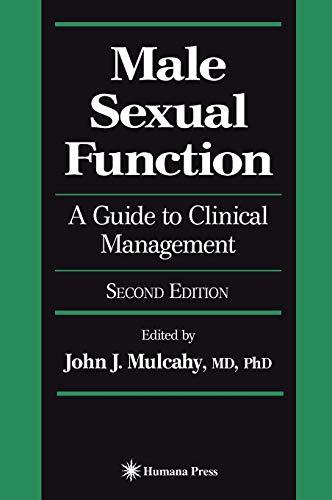 Male Sexual Function: John Mulcahy