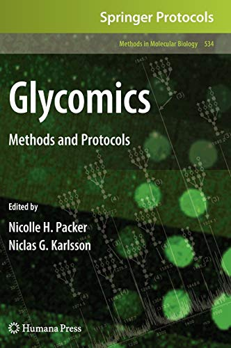 9781588297747: Glycomics: Methods and Protocols (Methods in Molecular Biology)