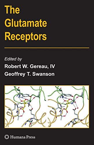 The Glutamate Receptors (Hardback)