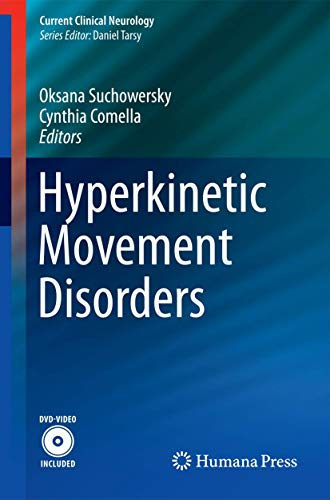 9781588298058: Hyperkinetic Movement Disorders (Current Clinical Neurology)