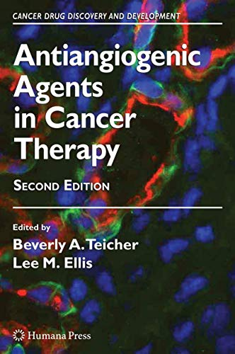 9781588298706: Antiangiogenic Agents in Cancer Therapy (Cancer Drug Discovery and Development)