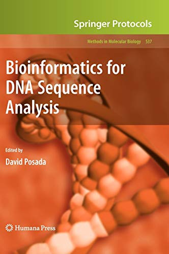 9781588299109: Bioinformatics for DNA Sequence Analysis (Methods in Molecular Biology)