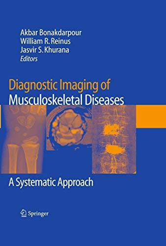 Diagnostic Imaging of Musculoskeletal Diseases: Sayed Ali