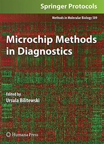 9781588299550: Microchip Methods in Diagnostics (Methods in Molecular Biology)