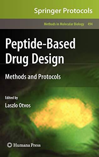 9781588299901: Peptide-Based Drug Design: Preliminary Entry 1999 (Methods in Molecular Biology)