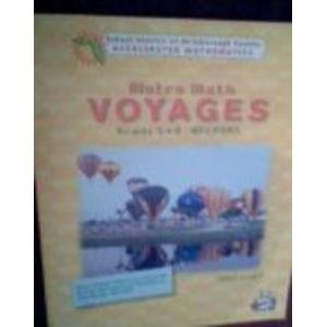 9781588308115: Metro Math Voyages, Grade 5 - 6 Anchors, School District of Hillsborough County, Accelerated Mathematics, Topics 6 and 7, 2002, Paperback