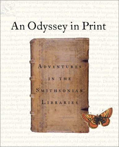 An Odyssey in Print: Adventures in the Smithsonian Libraries: Mary Augusta Thomas