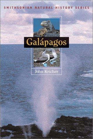 9781588340412: Galapagos (Smithsonian Natural History Series)