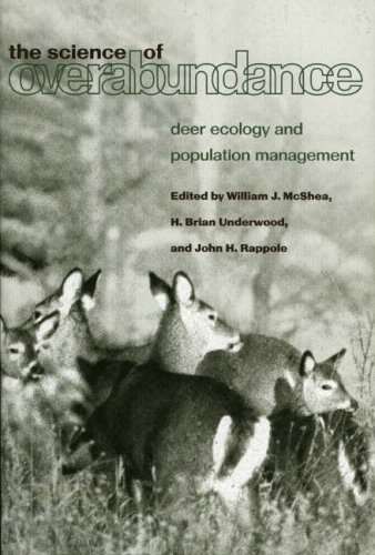 the management of deer populations essay Ed 4414 - placement lesson plan 2 - jocelyn dockerty students will be able to infer reasons why deer populations may change success criteria i can collect data by playing oh deer and represent it in a line graph.