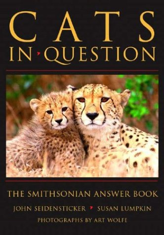 9781588341259: Smithsonian Answer Book: Cats