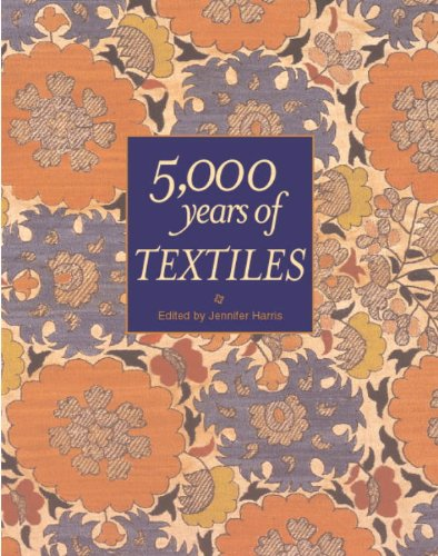 9781588342157: 5,000 Years of Textiles (Five Thousand Years of Textiles)